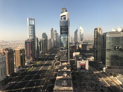 Dubai & Cairo Stopovers (May–August 2017)