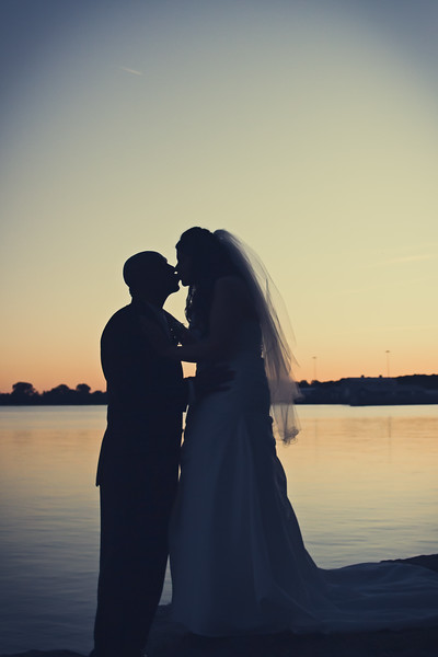 Old Hickory Lake Wedding