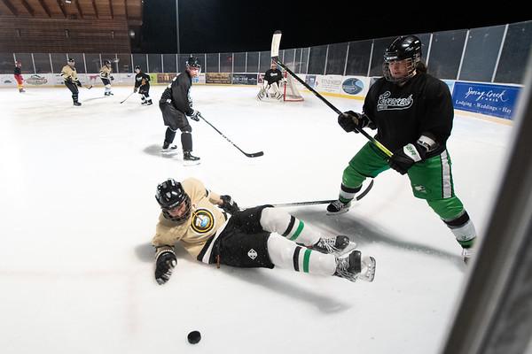 Game 8 AM Hockey Club vs Whiskey Dekes