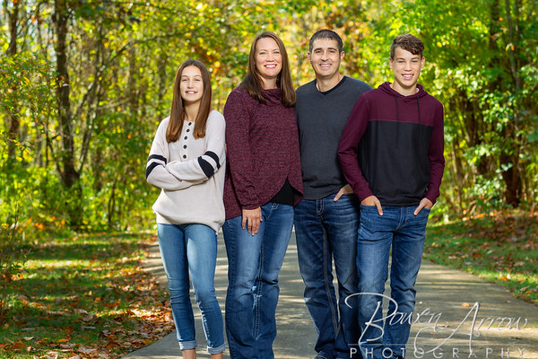 McClure Family 2018