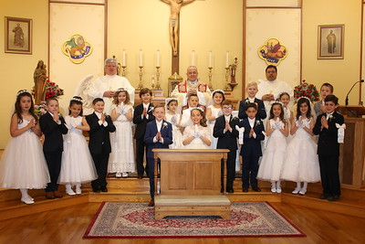 Communion May 19  9:00