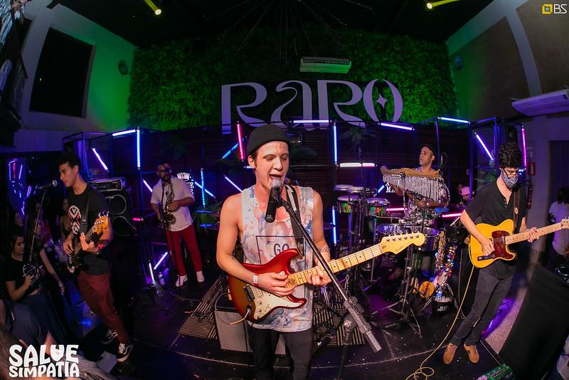 Raro - Salve Simpatia - 06.12.2020