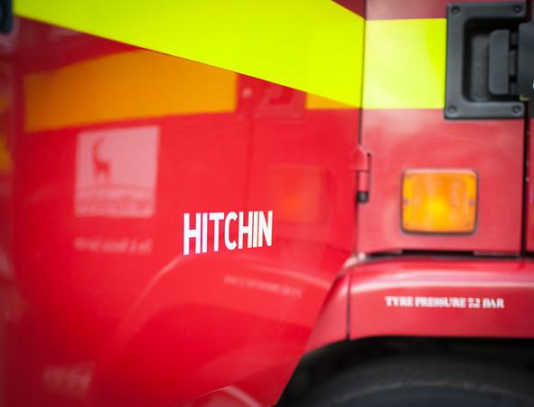 Hitchin Fire Station