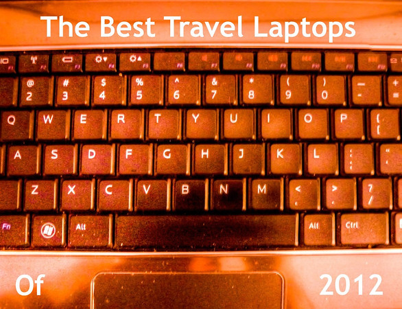 best travel laptops 2012
