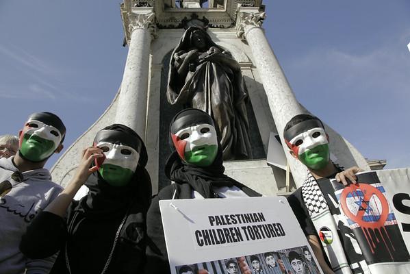 Gaza Protest 10th July 2014