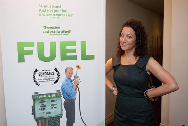 """Fuel"" press op with Sir Richard Branson"