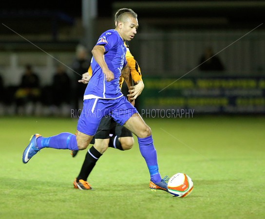 CHIPPENHAM TOWN V BASHLEY MATCH PICTURES