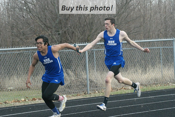 BBE track and field - Lions 05-01
