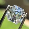 3.30ct Vintage Asscher Cit Diamond GIA J VS1 29