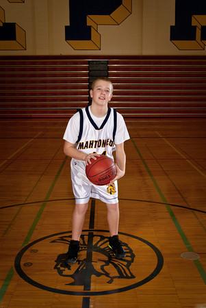 MHS Boys Basketball 2010-2011
