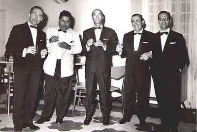 Fim do Ano 68-69 Moreira Rato; Aires Marques; Valente; Viriato; Alberto Costa