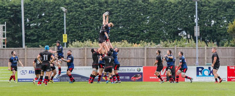 Jersey Athletic v Blackheath 22.8.2015