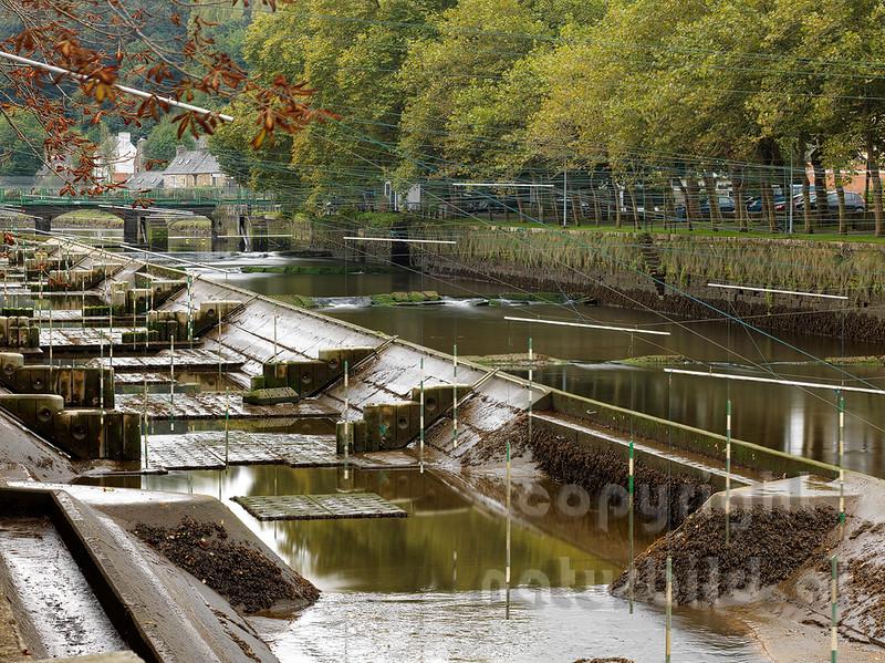 16B-02-11 - Wildwasser Kanal in Lannion