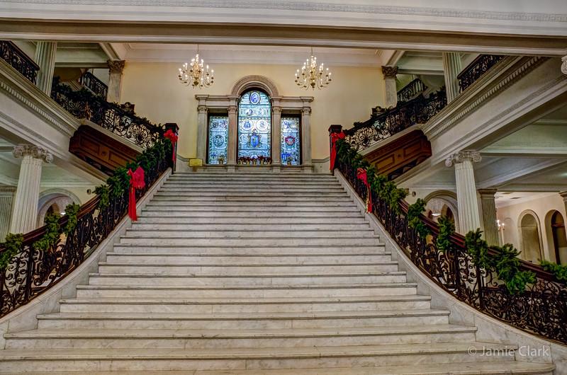 State House  Tour - Winter Break in Boston 2016-17