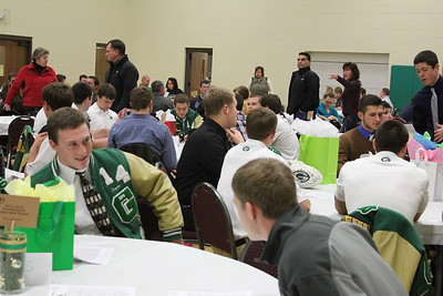 Varsity Banquet 2013