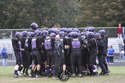 Washburn v Southwest Football 10-14-09