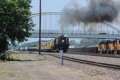 UP844 Eastbound to Omaha, NE