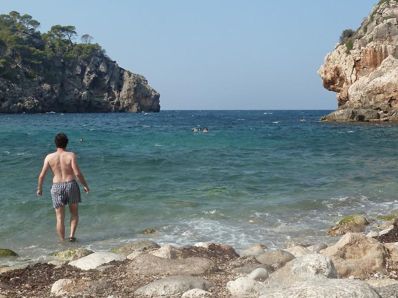 Deia   Pláž