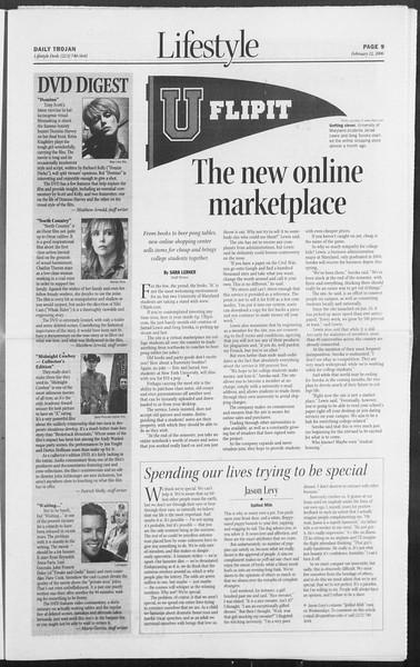 Daily Trojan, Vol. 157, No. 28, February 22, 2006