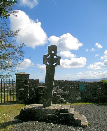 Cooley Cross and Graveyard