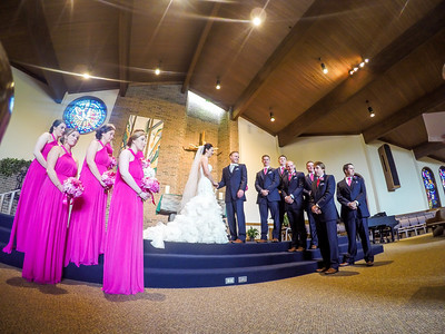 Arianne & Brad Wedding Timelapse Videos