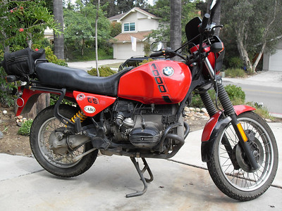 '90 R100GS