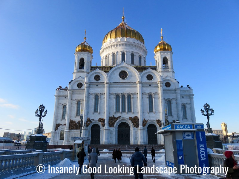 Cathedral of Christ the Savior / Храм Христа Спасителя