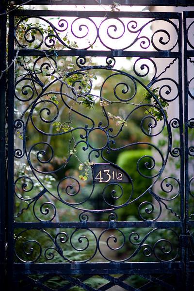 One of Charleston's finest gates