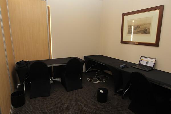 Media Radio Booth