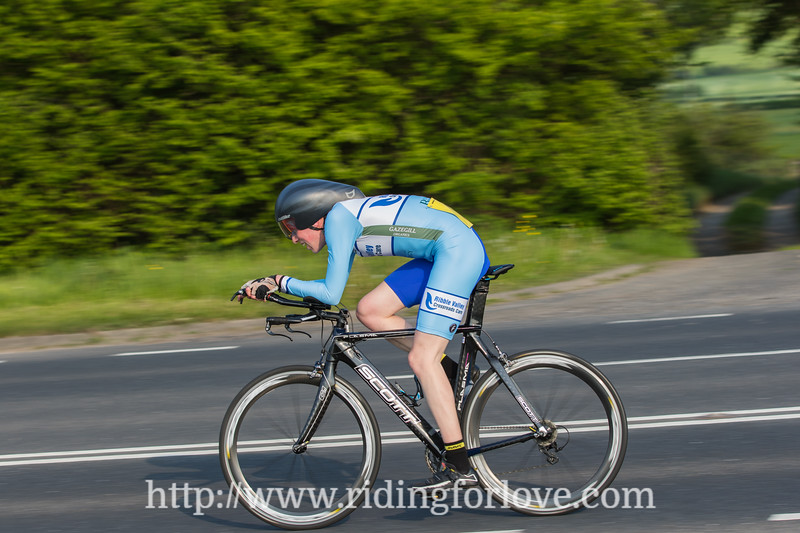 Ribble Valley Crossroads Care Cycling Team 10 mile TT May 19th 2018