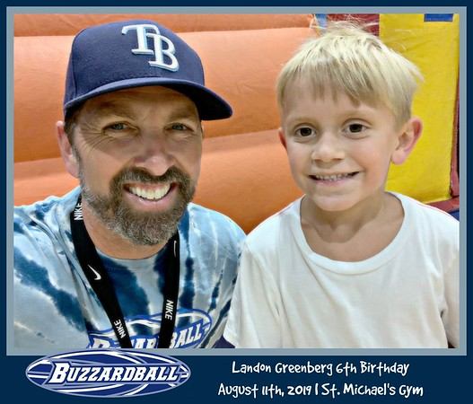 Landon Greenberg 6th Birthday | August 11th, 2019