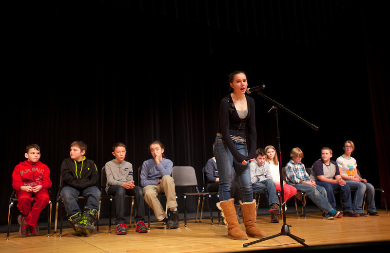 PHOTO SLIDESHOW: Timberlane Spelling Bee