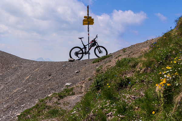Arosa to Lenzerheide (2017-06-24)