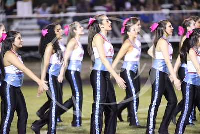 Antonian Dance Team at El Paso Game 2016