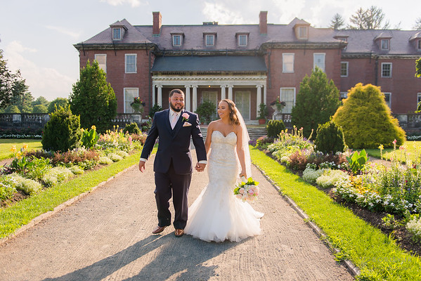 Elm Bank & Lombardo's Wedding: Holly & Luis