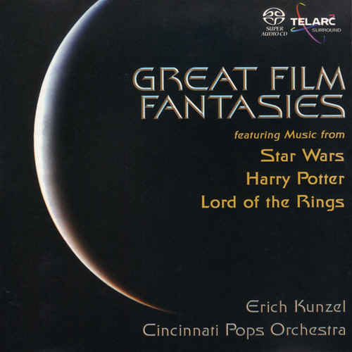Great Film Fantasies Erich Kunzel