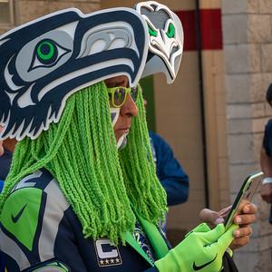 Rams vs. Seahawks 2018