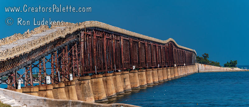 Bahia Honda Railroad Bridge - Florida Keys