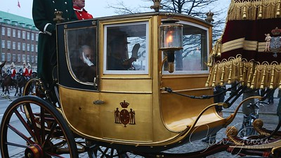 2015-01-07 Royal New year Tradition 2015,  Nytårstaffel 2015