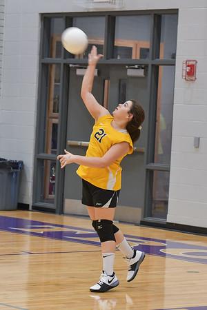 CMS Volleyball action photos
