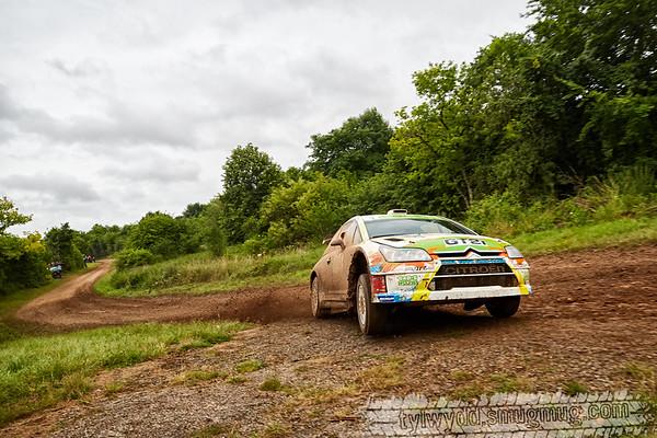 Rallye Terre de Langres 2017
