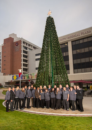 NICU STAFF FOR HOLIDAY