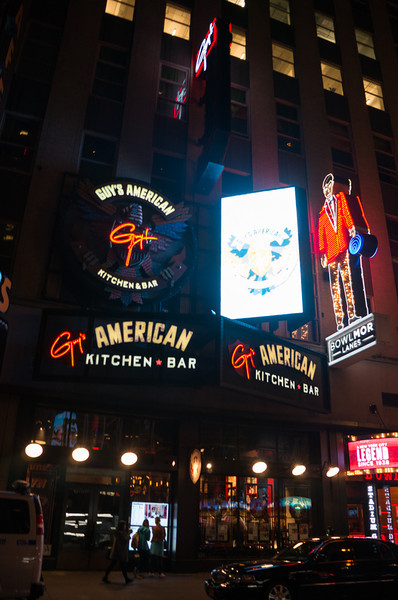 Guy Fieri's new restaurant that got a horrible review from the NY Times