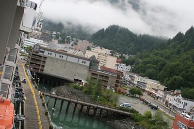 Juneau, Alaska town & about