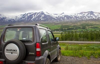 Akureyri 2016