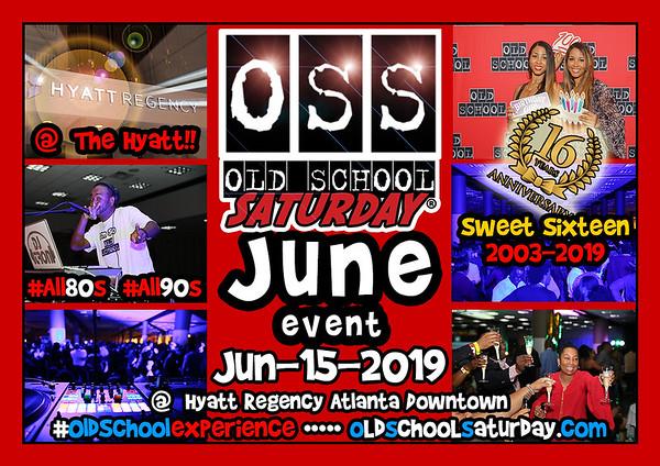 Jun.15.2019 OSS @ Hyatt Regency ATL ::: ATL, GA, USA