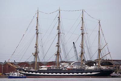 Tall Ships Race Antwerp 2010