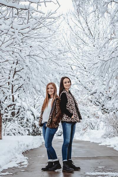 Rylee and Alyssa