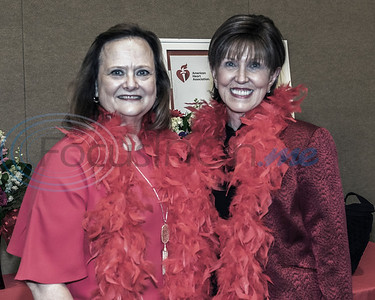 5/21/19 American Heart Association Hosts Tyler Go Red For Women Luncheon by Rick Flack