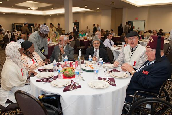 VIP Dinner Saturday, June 30, 2012